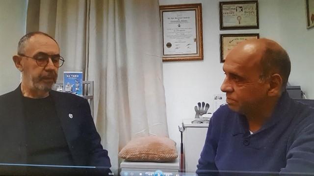 """ראיון עם ד""""ר אוסקר אור-אל"""